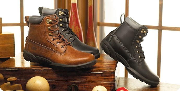 work boots for small feet