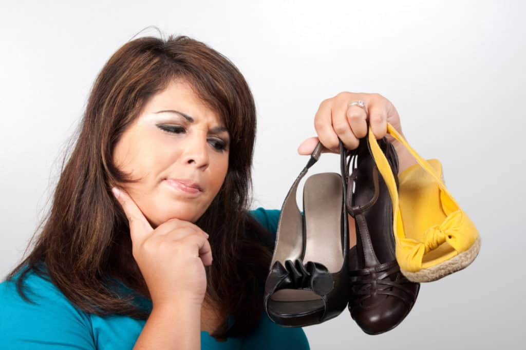 WEARING HEELS AFTER BUNION SURGERY