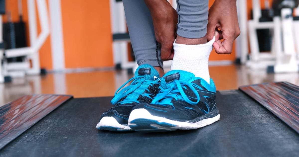 Why Should You Wear Shoes on a Treadmill